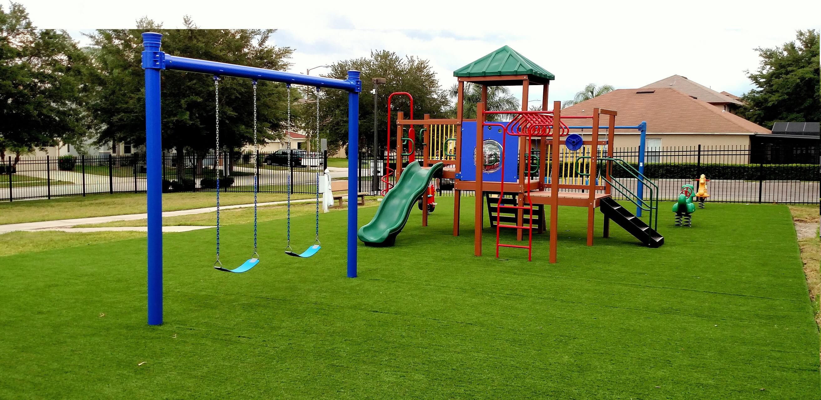 Safety Ground Cover Welcome To Central Florida S Playground