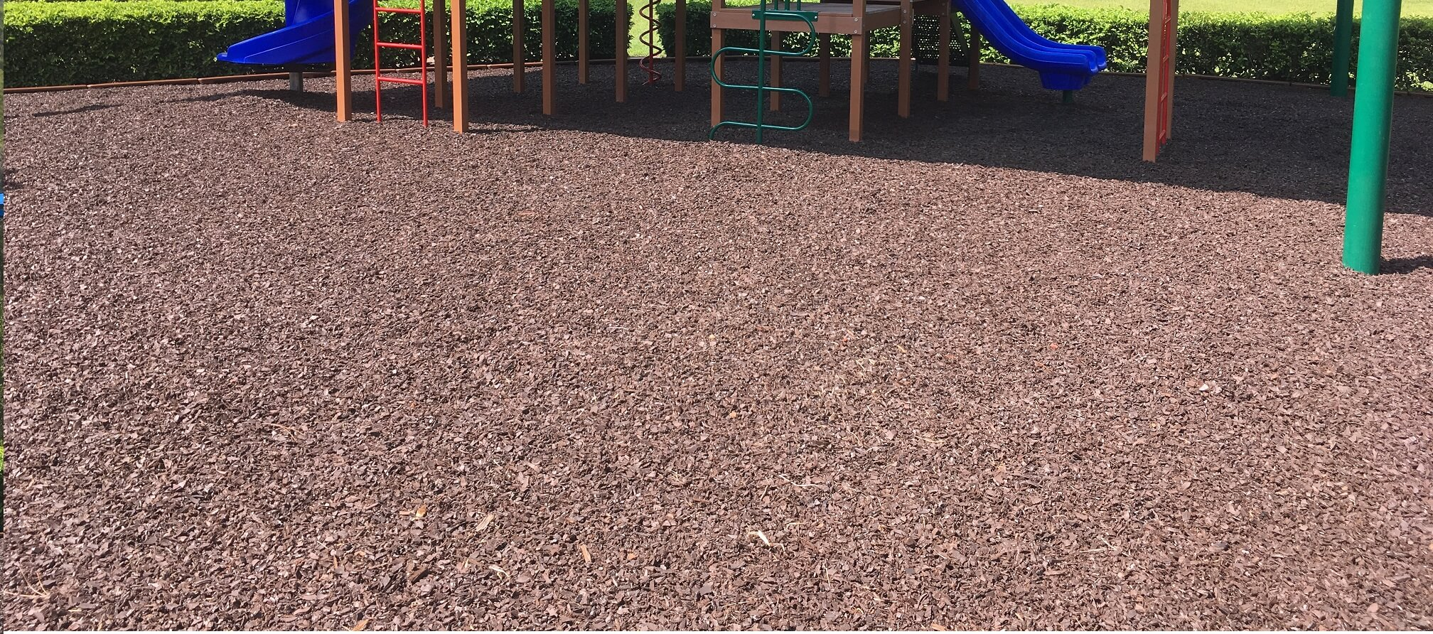 Rubber Mulch Long Lasting And Natural Looking